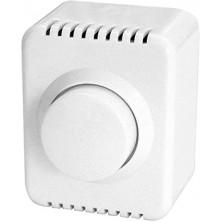 Выключатель с регулятором E.NEXT e.touch.1311.w.blister для наружного монтажа, белый, 500 Вт, в блистерной упаковке (p043015)