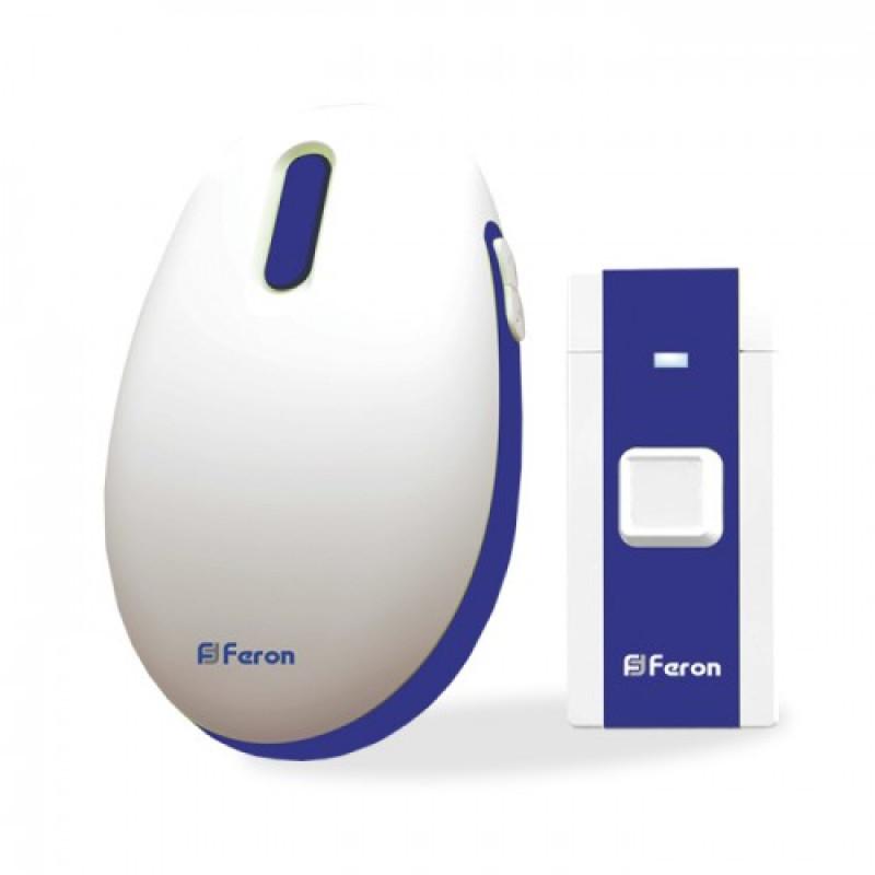 Беспроводной дверной звонок Feron Е-375 (23688)