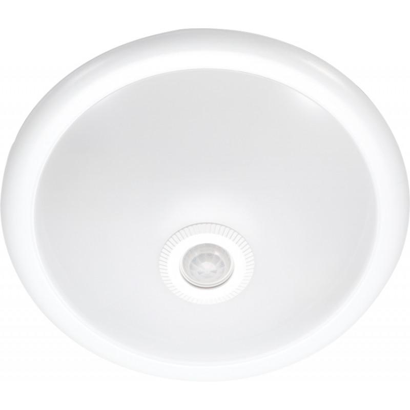 Светильник потолочный E.NEXT с датчиком движения e.sensor.lum.78.e27.white (белый) 360 °, IP20 (s061025)