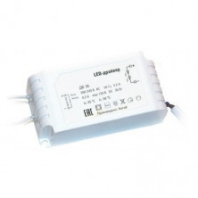 Блок питания для светильника светодиодного E.NEXT e.LED.MP.Driver.12,12 W, 300mA (l0860014)