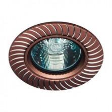 Встраиваемый светильник Feron GS-M392 коричневый (28211)