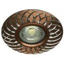 Встраиваемый светильник Feron GS-M888 коричневый (28827)