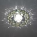 Встраиваемый светильник Feron CD2542 прозрачный серый (18931)