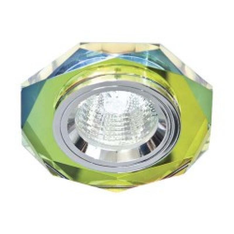 Встраиваемый светильник Feron 8020-2 5-мультиколор (20078)