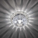 Встраиваемый светильник Feron JD125 прозрачный прозрачный (28132)