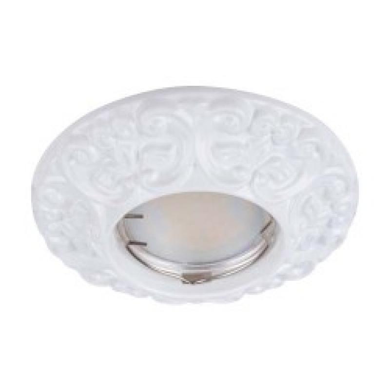 Встраиваемый светильник Feron CD004 белый (28748)