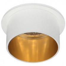 Встраиваемый светильник Feron DL6005 белый-золото (29734)