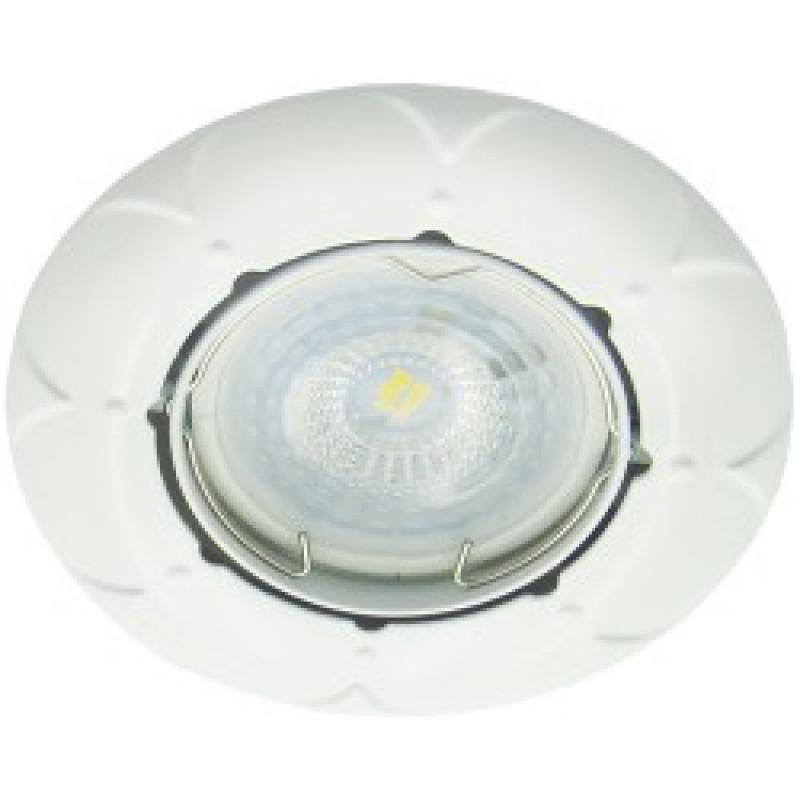 Встраиваемый светильник Feron DL6022 белый (30128)