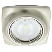 Встраиваемый светильник Feron DL6045 титан (30126)