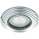 Встраиваемый светильник Feron DL6227 хром (30087)