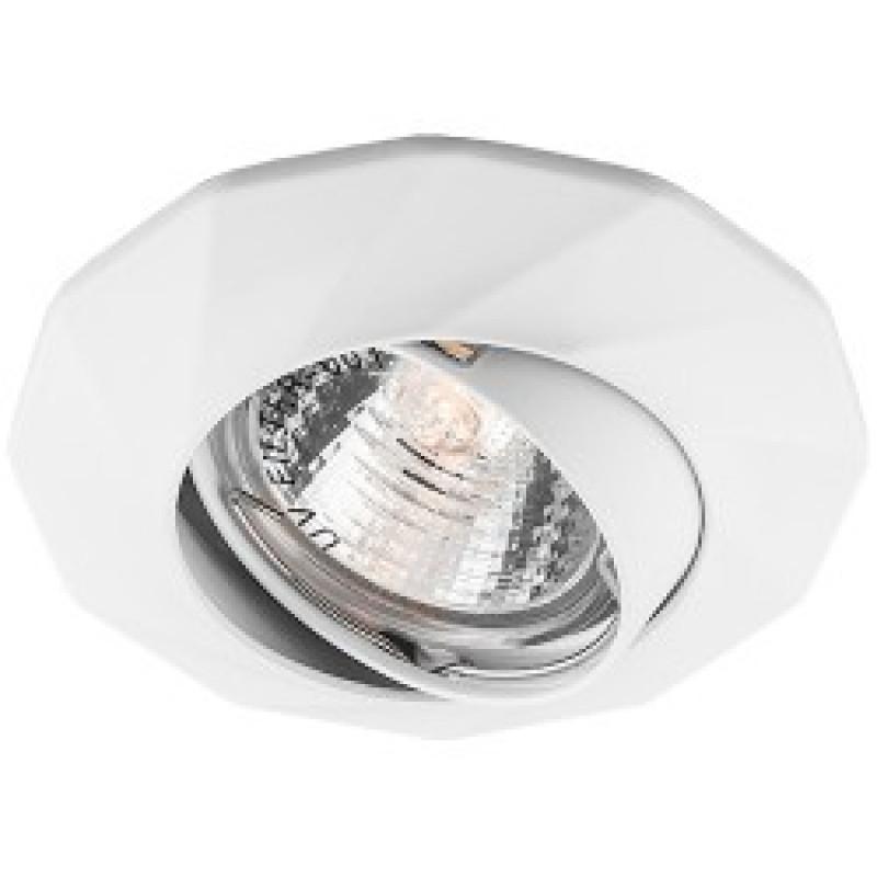 Встраиваемый светильник Feron DL6021 белый (28878)