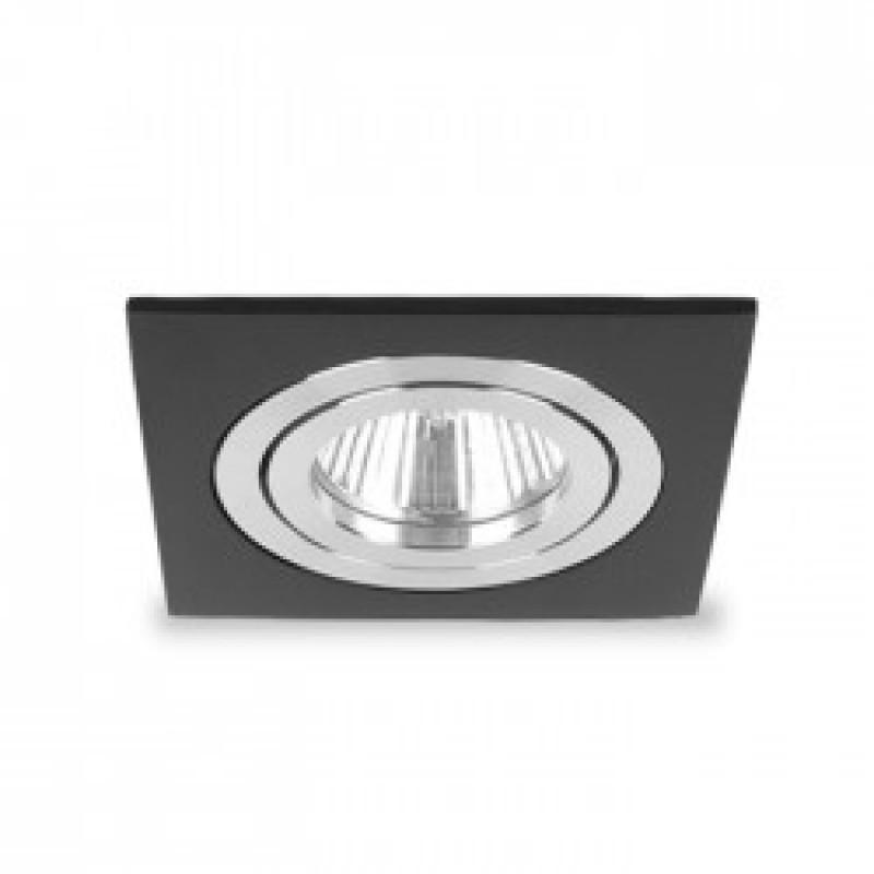 Встраиваемый светильник Feron DL6120 черный (32673)