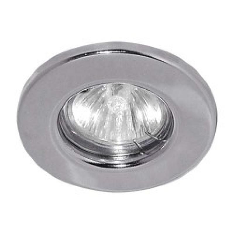Встраиваемый светильник Feron DL10 серебро (15111)