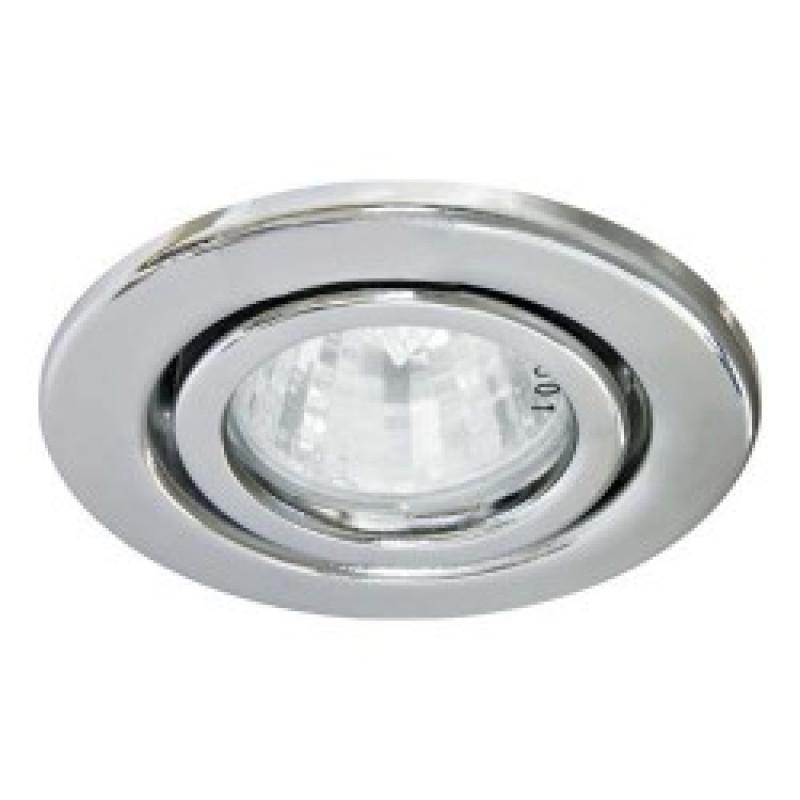 Встраиваемый светильник Feron DL11 серебро (15116)