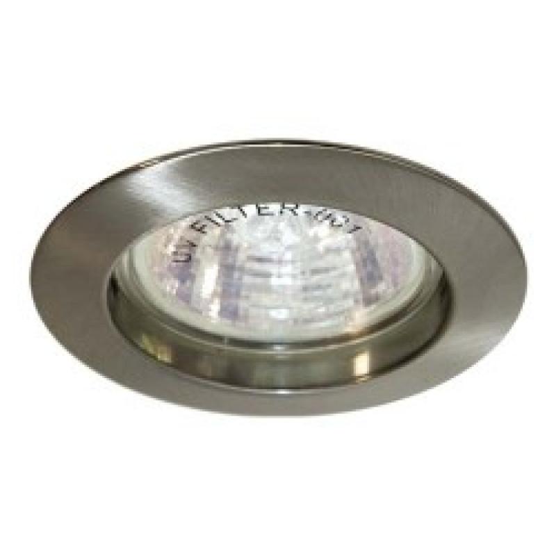 Встраиваемый светильник Feron DL307 титан (15011)