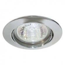 Встраиваемый светильник Feron DL308 хром (15070)