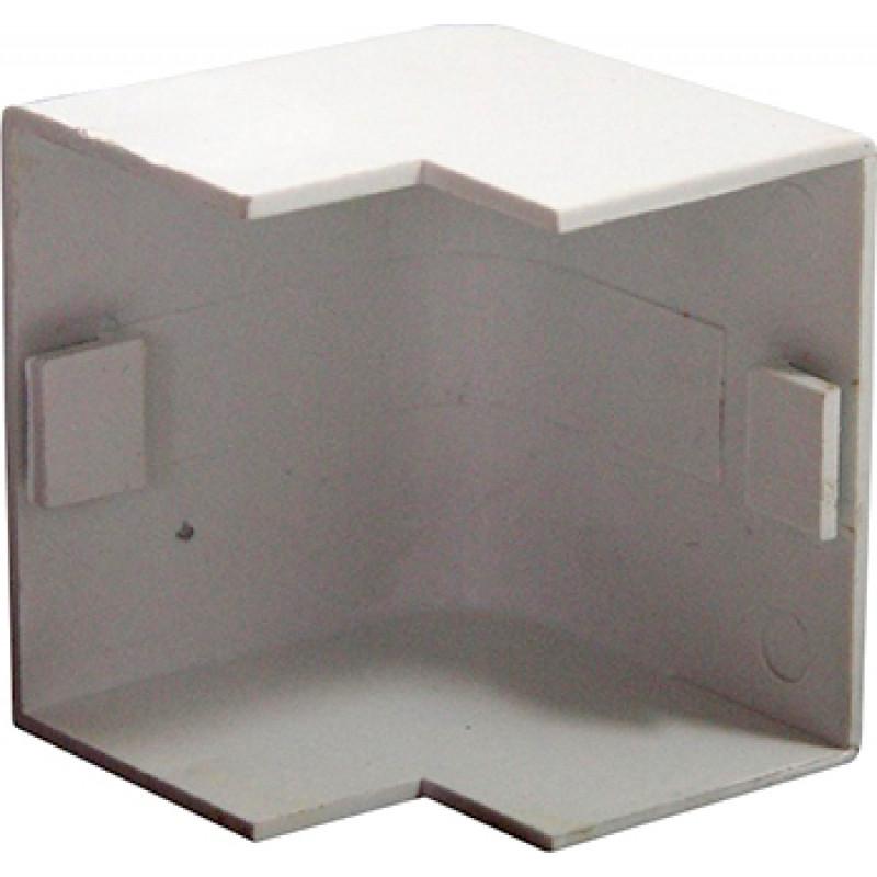 Внешний угол e.trunking.blend.out.stand.16.16 для короба 16х16мм E.NEXT (s2033002)