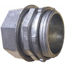 "Ввод металлический E.NEXT e.industrial.pipe.dir.collet.1 "", цанговый (i0450003)"