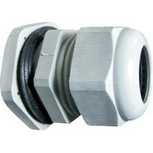 Гермоввод для кабеля E.NEXT e.pgl.stand.7, с удлиненной резьбой и уплотнителем (s048002)