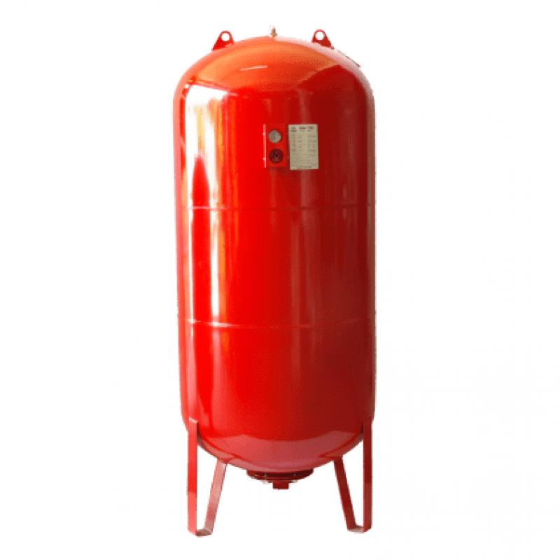 """Гидроаккумулятор вертикальный 500 л Vespress VPVm, 16 bar, 1 1/4"""", EPDM"""