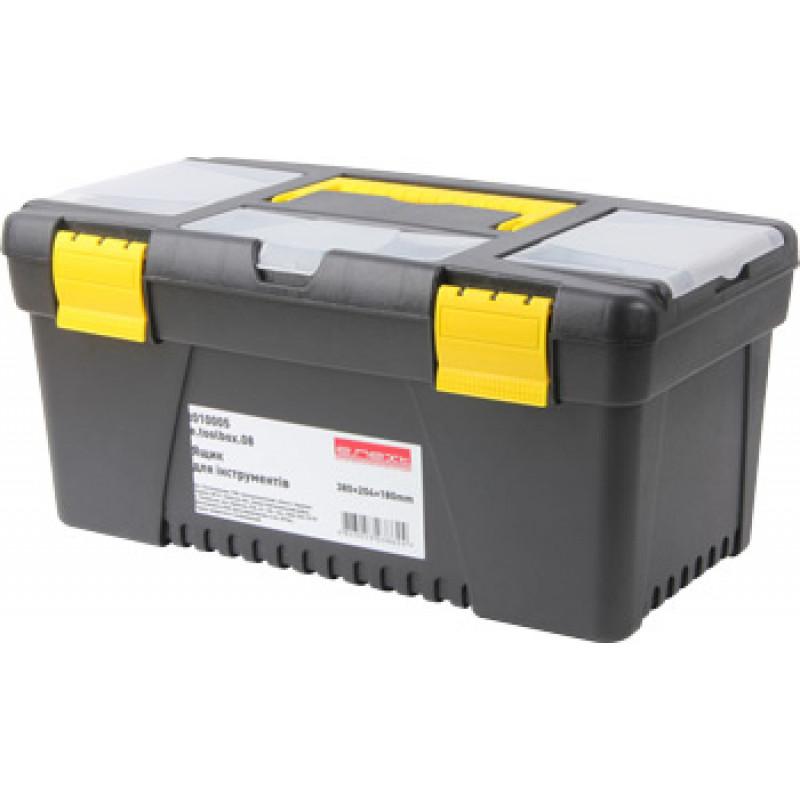 Ящик для инструментов, e.toolbox.08, 380х204х180мм E.NEXT