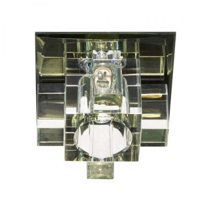 Встраиваемый светильник Feron 1525 желтый (19785)