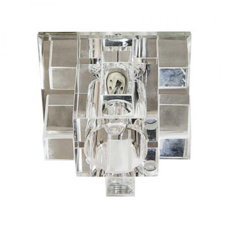 Встраиваемый светильник Feron 1525 прозрачный (19786)