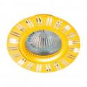 Встраиваемый светильник Feron GS-M393 золото (17938)