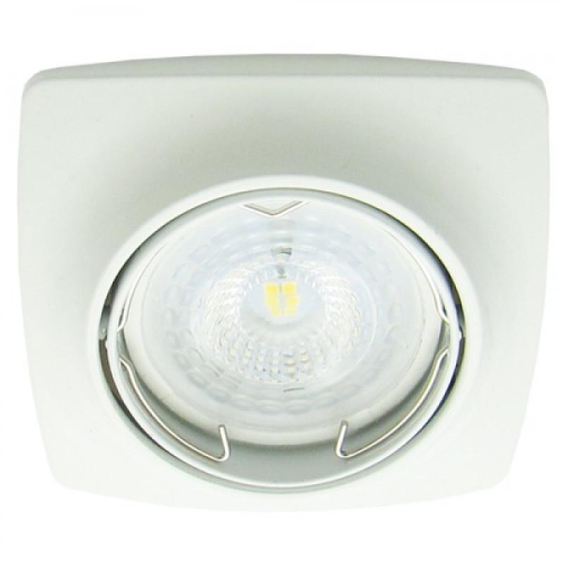Встраиваемый светильник Feron DL6045 белый (30125)