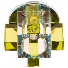 Встраиваемый светильник Feron C1037 желтый (19639)