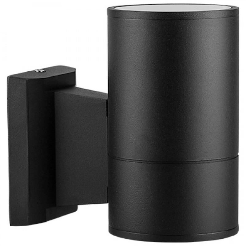 Архитектурный светильник Feron DH0701 черный (06296)