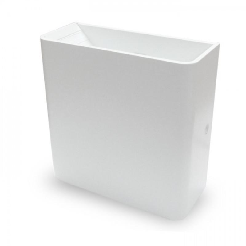 Архитектурный светильник Feron DH028 белый (11886)