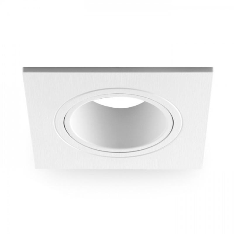Встраиваемый поворотный светильник Feron DL0380 белый (40032)