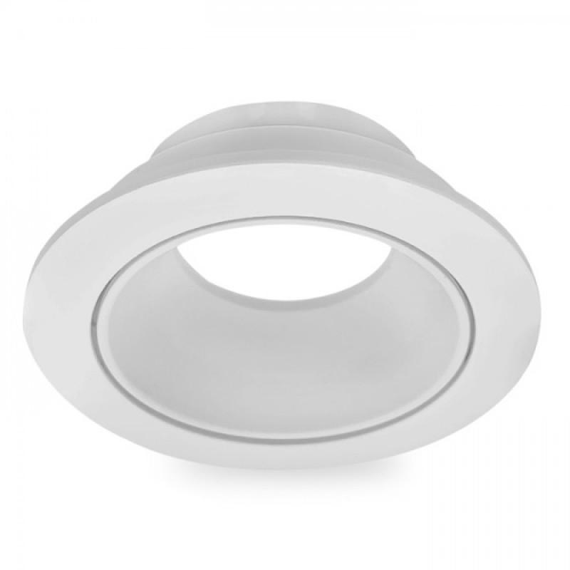 Встраиваемый поворотный светильник Feron DL8300 белый (40035)