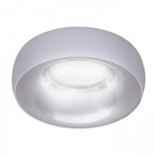 Встраиваемый светильник Feron DL1842 белый хром (40042)