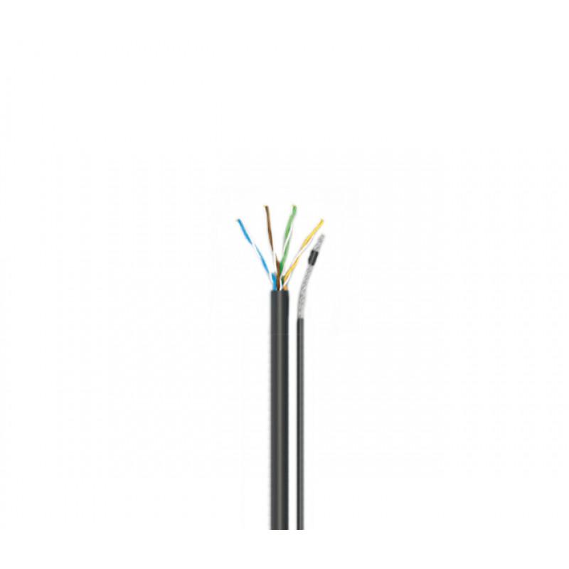 LAN-кабель КППт-ВП (100) 4х2х0,51 (U/UTP-cat.5E) Одескабель