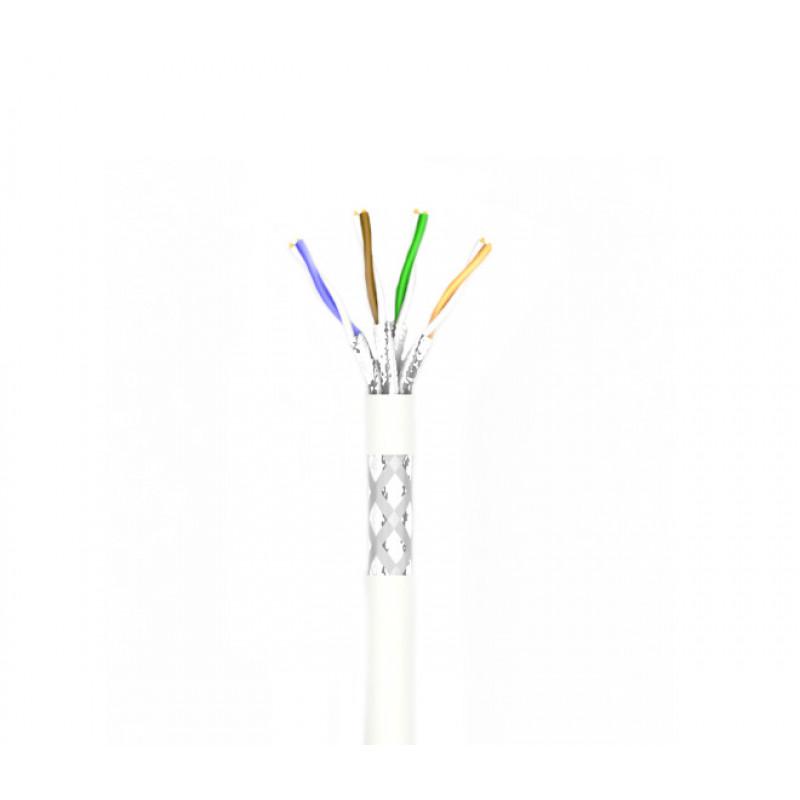 LAN-кабель КПпВО-ВПЭ (500) 4х2х0,56 (S/FTP-cat.6А) Одескабель