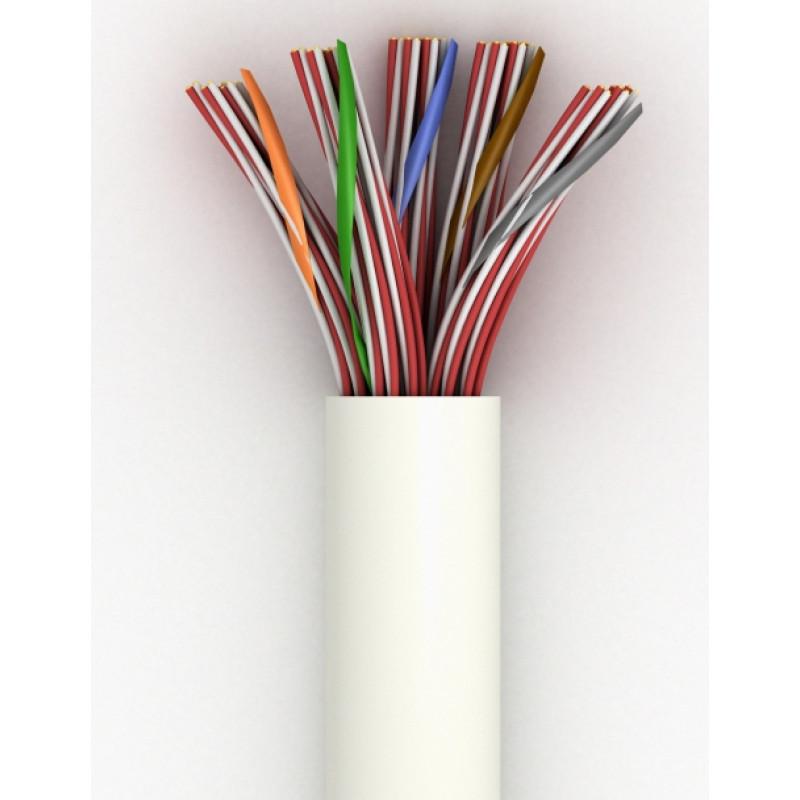 LAN-кабель КПВ-ВП (100) 16х2х0,51 (U/UTP-cat.5) Одескабель