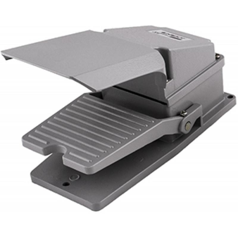 Выключатель ножной E.NEXT e.fs.03 металлический с защитой (p0810153)
