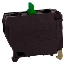 Блок-контакт E.NEXT e.cb.stand.xal.no, зеленый нормально-открытый (s008006)