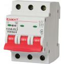 Автоматический выключатель E.NEXT e.mcb.stand.45.3.B10, 3р, 10А, В, 4,5 кА (s001025)
