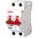 Автоматический выключатель E.NEXT e.industrial.mcb.100.2.C10, 2p, 10А, C, 10кА (i0180011)