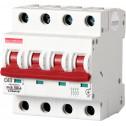 Автоматический выключатель E.NEXT e.industrial.mcb.100.4.C63, 4p, 63А, C, 10кА (i0180036)