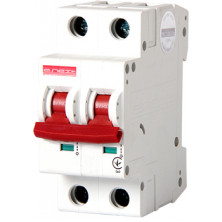 Автоматический выключатель E.NEXT e.industrial.mcb.100.1N.C25, 1р + N, 25А, C, 10кА (i0190005)