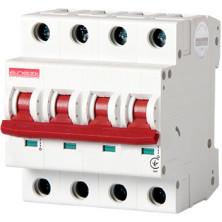 Автоматический выключатель E.NEXT e.industrial.mcb.100.3 N. C63, 3р+N, 63А, C, 10кА (i0190018)