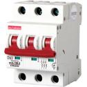 Автоматический выключатель E.NEXT e.industrial.mcb.100.3.D.63, 3р, 63А, D, 10кА (i0200009)