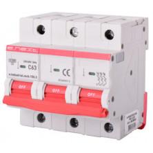 Автоматический выключатель E.NEXT e.industrial.mcb.150.3.C63, 3р, 63А, C, 15кА (i0630034)