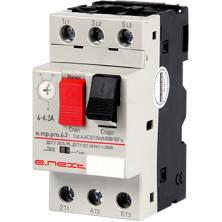 Автоматический выключатель защиты двигателя E.NEXT e.mp.pro.6,3 4-6,3 (p004004)
