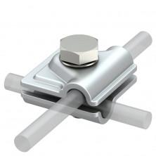Быстрый соединитель Rd 8-10 VARIO алюминиевый OBO Bettermann (5311519)