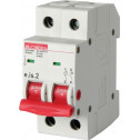 Выключатель нагрузки на DIN-рейку E.NEXT e.is.2.125, 2р, 125А (p008012)